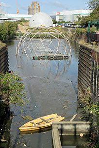 Cody Dock, River Lea, London