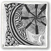 Tim C. - Zentangle