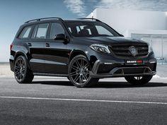 850 PS und 300 Sachen schnell: Brabus 850 XL auf Basis Mercedes-Benz GLS