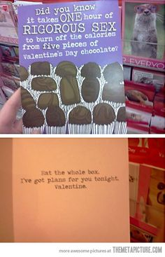 Valentine win…