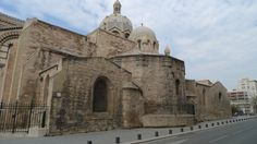 Vieille Major, an eleventh-century cathedral in Marseille, France. Holds paintings that are said to be Miriam of Magdalen aka the virgin Mary, The real virgin Mary, the African Mary, the dark skinned Mary the christian church has changed to a white women with European features. Sadly the vatican closed the doors to this church many decades ago. (iechuan.org)