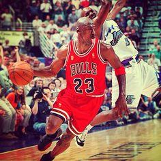 MJ vs Jazz 1998