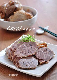 香滷豬腱 - Carol 自在生活 - Yahoo!奇摩部落格