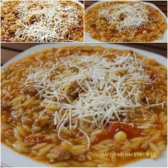 Cookbook Recipes, Cooking Recipes, Spaghetti, Pasta, Ethnic Recipes, Food, Eten, Noodles