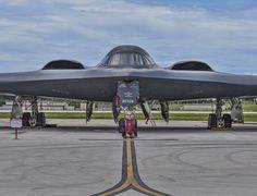 US Air Force B2 Spirit