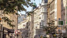 Quer durch Neubau – Teil 2 (c) Stadtbekannt Wien | Das Wiener Online Magazin Vienna Austria, Street View, Travel, New Construction, City, Viajes, Traveling, Tourism, Outdoor Travel