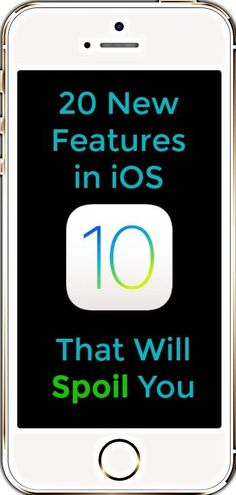 Blog post at The Wonder of Tech : iOS 10 was released this week and got off to a rough start. Some people who tried to update their iPhones over the air had trouble and their[..]