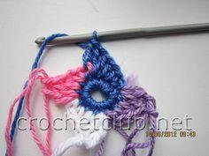 Croche e trico da Fri, Fri´s crochet and tricot