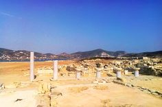 Antiparos information, news, guide, touristic insights. Info about Antiparos Ancient Beauty, Paros, Archaeology, Greece, Tourism, Dolores Park, To Go, Beach, Travel