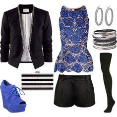 NYE Club Outfit