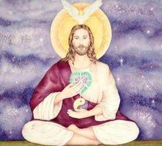 La enseñanza secreta del Maestro Jesús.