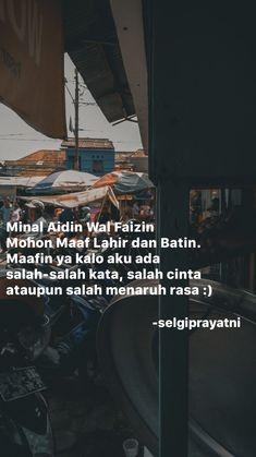 Quotes Rindu, Quotes Lucu, Cinta Quotes, Quotes Galau, Story Quotes, Self Quotes, Quran Quotes, People Quotes, Mood Quotes