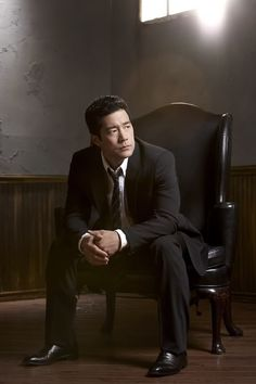 Tim Kang, Officer Cho on The Mentalist.