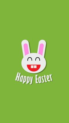 #Easter Bunny iPhone wallpaper - @mobile9