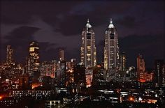 The Imperial I & II Tallest Buildings in India. Located at South Mumbai in Maharashtra The Imperial I & II are the tallest buildinmgs in India.