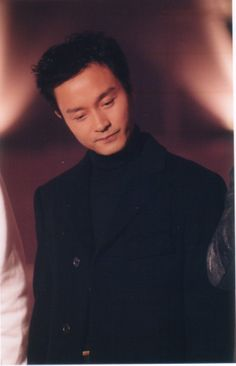 My sexy lovely Leslie Cheung - Gorgor张国荣 #lesliecheung #张国荣 #menstyle…
