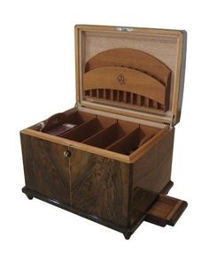 Cigar Humidor 150 (California Design) by JR-Quality, LLC: