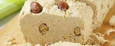 Συνταγή: Χαλβάς με ταχίνι για τη Σαρακοστή Krispie Treats, Rice Krispies, Cyprus Food, Tahini, Feta, Deserts, Rolls, Cheese, Cake