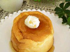 スフレパンケーキの画像