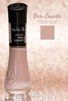 Comparando os esmaltes nudes da Vult! - Unha Bonita