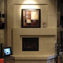 South Island Fireplaces Mantel