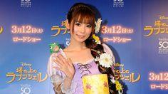 中川翔子、ラプンツェルになったご気分は…ずばり、ビッグバーンハピネス!!:BIGLOBE Kirei Style ニュース
