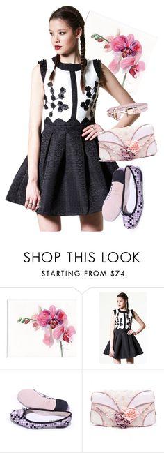 """dress"" by masayuki4499 ❤ liked on Polyvore featuring storets, Irregular Choice and Paul Hewitt"