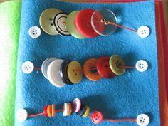 Cutest interactive felt book DIY! | Make // Kid Activities & Ideas ...