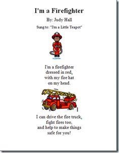 I'm a Firefighter