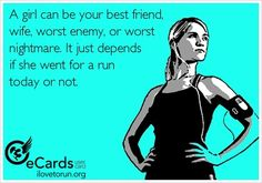 This about sums us up! Poor husbands. #nrt #nashvillerunningtours #run #runners #fitness #exercise