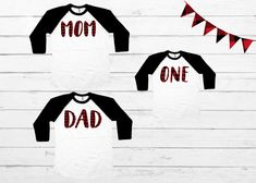 Family Birthday Shirts - First Birthday Shirt - Buffalo Plaid Shirts - I'm One - Mommy and Me Shirts - Buffalo Plaid - Matching Birthday Family Birthday Shirts, Family Birthdays, Family Shirts, First Birthdays, Gifts For New Dads, Fathers Day Gifts, Father Son Matching Shirts, Buffalo Plaid Shirt, Mommy And Me Shirt