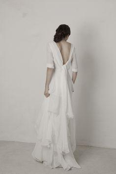 vestidos novia cortana BESO