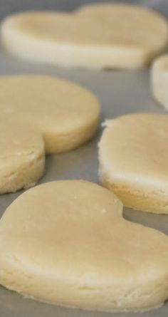 DIY: The Best Sugar Cookies on the Planet! The Best Sugar Cookies on the Planet! ~ OK people, these sugar cookies are AMAZING. They are soft, and tasty and PERFECT! This recipe was handed down to my sister Steph from her in- laws, to me, and now to you. Cookie Desserts, Just Desserts, Cookie Recipes, Dessert Recipes, Cookie Ideas, Sour Cream Sugar Cookies, Best Sugar Cookie Recipe, Soft Cutout Cookie Recipe, Cut Out Sugar Cookies