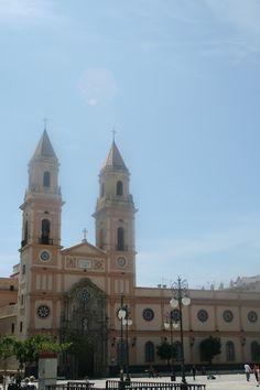 Iglesia de San Antonio, Cádiz.