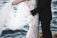 Destination Wedding - Glyfada, Greece - Beach Wedding Photography Glyfada Greece, Beach Wedding Photography, Lace Wedding, Wedding Dresses, Diana, Destination Wedding, Fashion, Bride Dresses, Moda