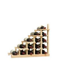 Buy the Wine Cellar Innovations Vintner Series Waterfall 1 Wine Rack for an afforable and durable way to store and display your wine collection. Wine Cellar Innovations, Wine Collection, Wine Storage, Wine Rack, Waterfalls, Woods, Basement, Image, Products