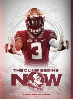 College Football Recruiting, Sports Graphic Design, Football Design, Football Helmets, Florida, Design Inspiration, Graphics, Ideas, Layout Inspiration