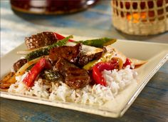 Black Pepper Steak with Oyster Flavored Sauce recipe