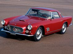 1958 Maserati 3500 GT.