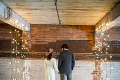 A Lofty Elopement - Claire Dam Photography