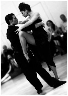 Argentine Tango.  I want to learn more and more and more.