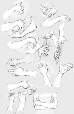 Character Sketches 742108844834735417 - Body Kun & Body Chan – Figurines Manga pour artistes hands drawing reference Source by dayachann Arm Drawing, Hand Drawing Reference, Anatomy Reference, Drawing Poses, Art Reference Poses, Art Poses, Drawing Tips, Drawing Hands, Hand Drawings