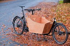 Metrofiets STANDARD Cargo Bike