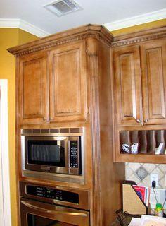 Black Glaze Over Pickled Wood Hand Glazed Cabinets