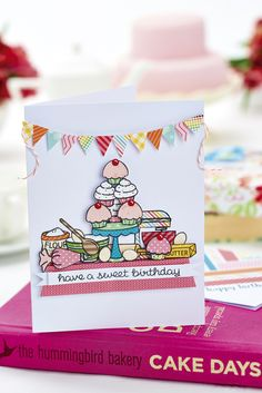 Whip up a batch of sweet cards by following the instructions in our March issue, out now! Image: cliqq.co.uk