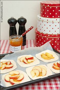 Ella's Quick Apple (& Apricot) Pies - Kids' Cooking - Coffee and Vanilla