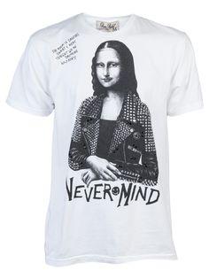 DOM REBEL - Nevermind T-Shirt