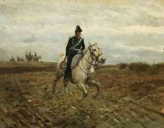 Maksymilian Gierymski (With an Order) 8th Of March, Warsaw, Bradley Mountain, Art History, 19th Century, Empire, Horses, Gallery, Painting