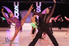 Ferenc Nemeth and Olga Kinnard Ballroom Dance (Dancesport)