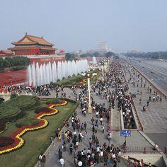 Beijing, China  -Been here!